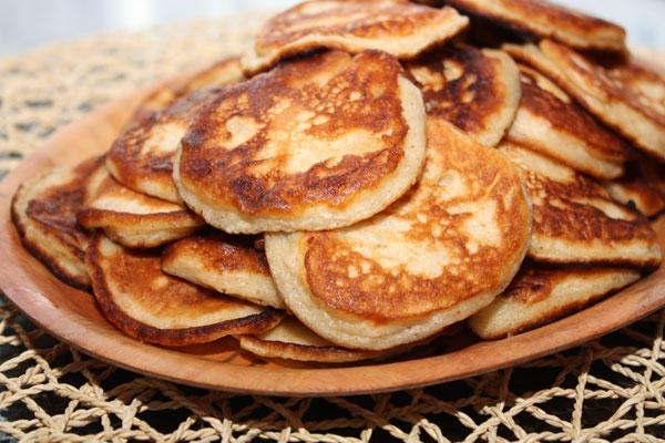 оладьи из кефира рецепт пышные с фото с использованием соды